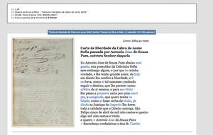 Lapelinc_TranscricaoPaleografica-comFacsimile-folha1-Carta-alforria-seculo-XIX-300x191